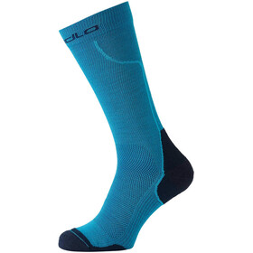 Odlo Ceramiwarm Socks long blue jewel-diving navy